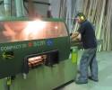 Machinale werkplaats Combidak voor timmerwerk